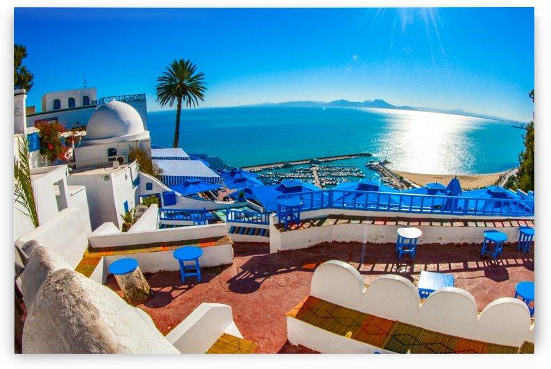 Sidi Bou Saïd Tunisie by agencetourdumonde com