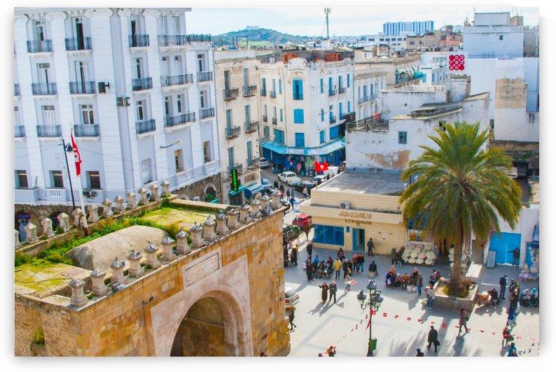 Porte de France Tunis by agencetourdumonde com