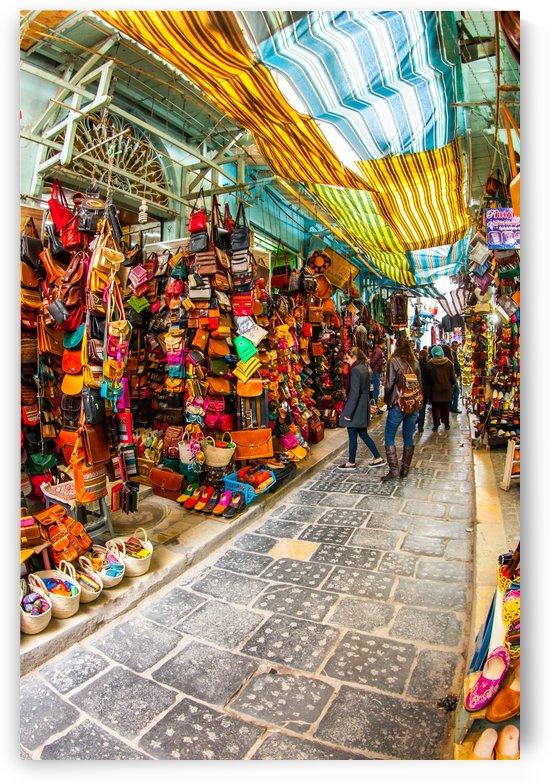 Souk Tunis Tunisie by agencetourdumonde com