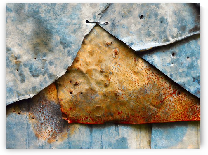 Corrugated Iron Series 18 by Lexa Harpell
