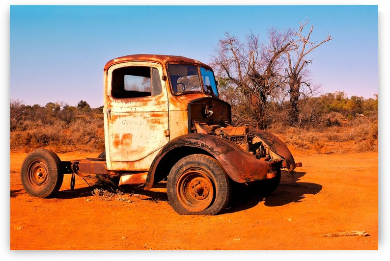 Quirky Sights of the Outback 7 by Lexa Harpell