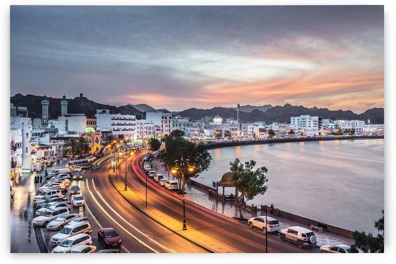 Mattrah-Oman by Khalid Al Kharusi Photography