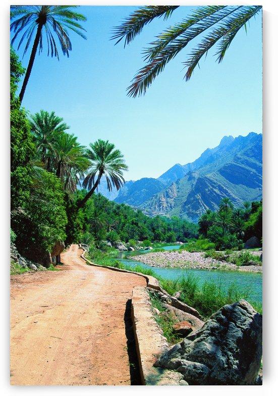 Wadi Bani Khalid- Oman by Khalid Al Kharusi Photography