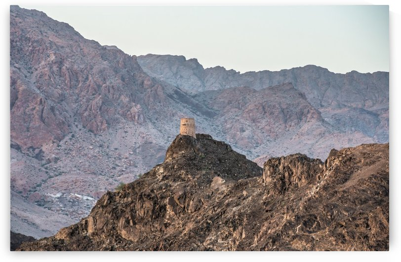 Watchtower-Oman by Khalid Al Kharusi Photography