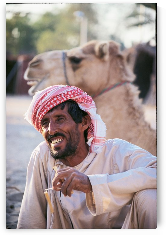 A smile from Oman  by Khalid Al Kharusi Photography