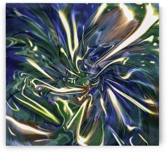 liquid shining vortex by BBS Art