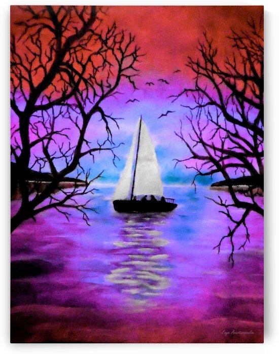 Voyage Dream by Faye Anastasopoulou