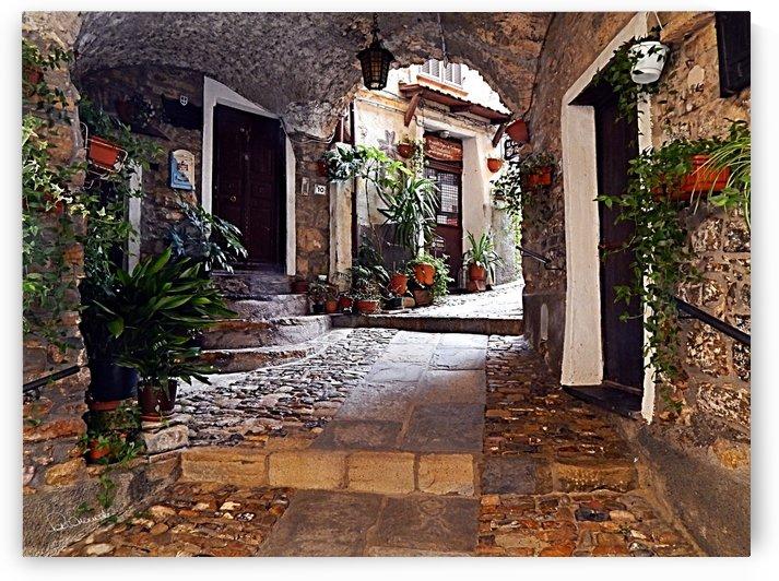 Seborga Archway by Peter Horrocks