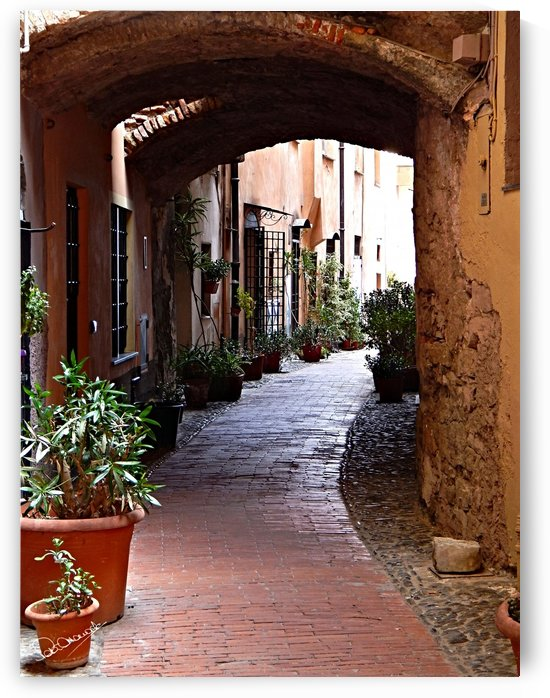 Imperia Archway by Peter Horrocks