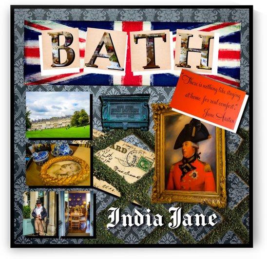 Bath UK by Nancy Calvert
