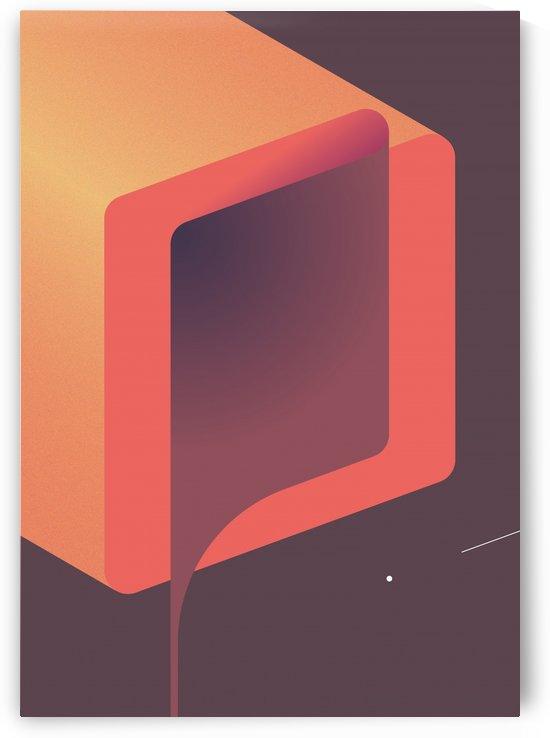 Geometric Composition 12 by Damian Grabowski