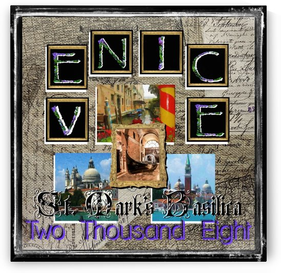 Venice 2008 by Nancy Calvert
