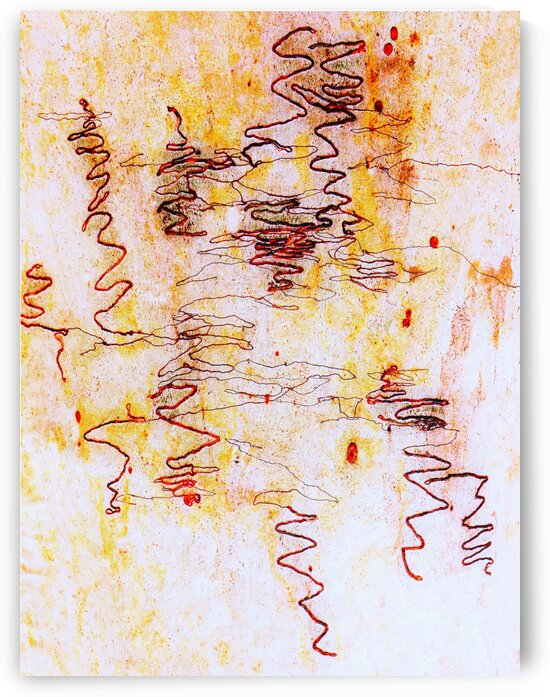 Scribbly Gum Bark 2 by Lexa Harpell