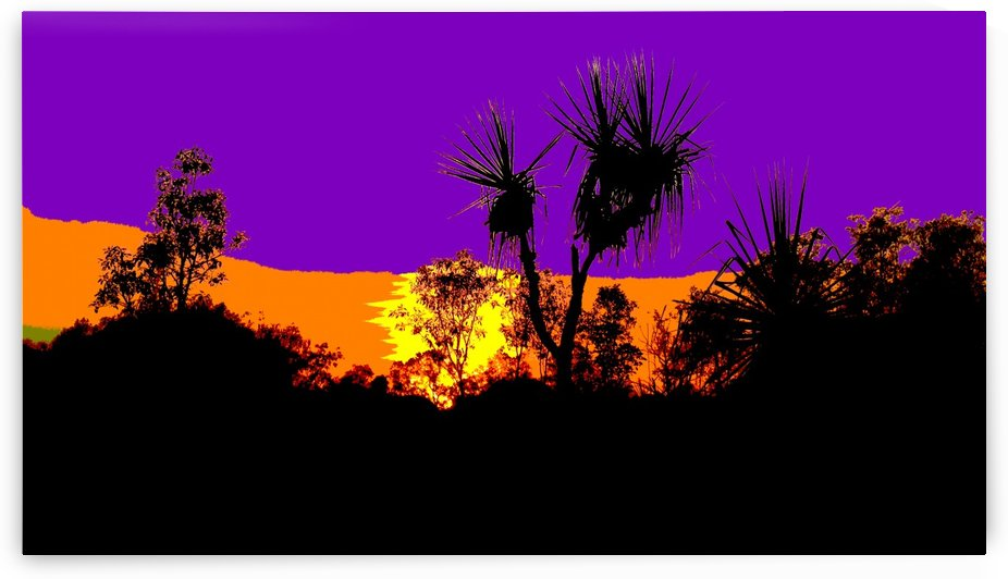 Kakadu Sunrise - Australia by Lexa Harpell