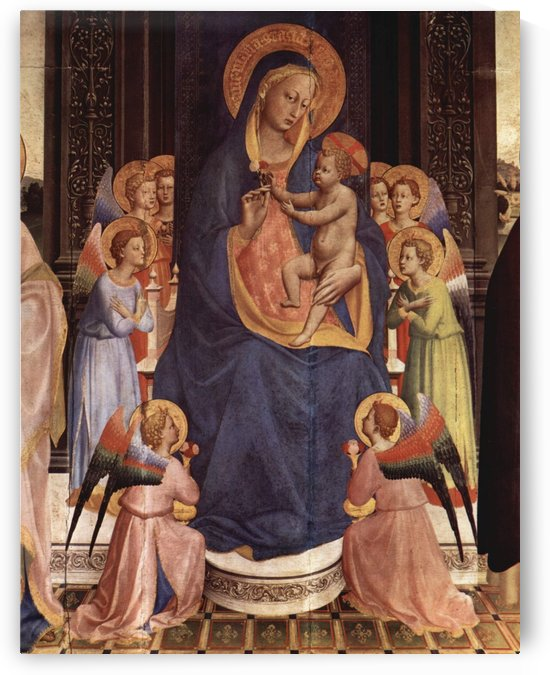 Convent of San Domenico, Fiesole palace by Fra Angelico
