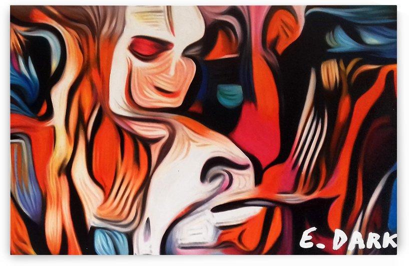 STRANGE WOMAN   by EDEN DARK