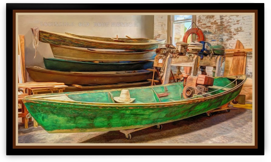 LOUISIANA OLD BOAT MUSEUM by Digicam