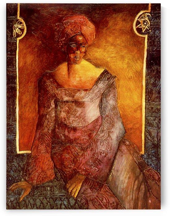 Femme Africaine by Marie-Denise Douyon