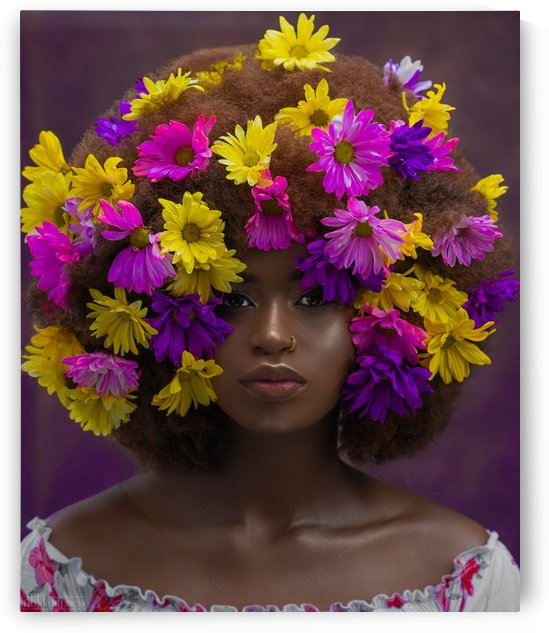 Flower  Beauty art by JeffHonforloco Photography