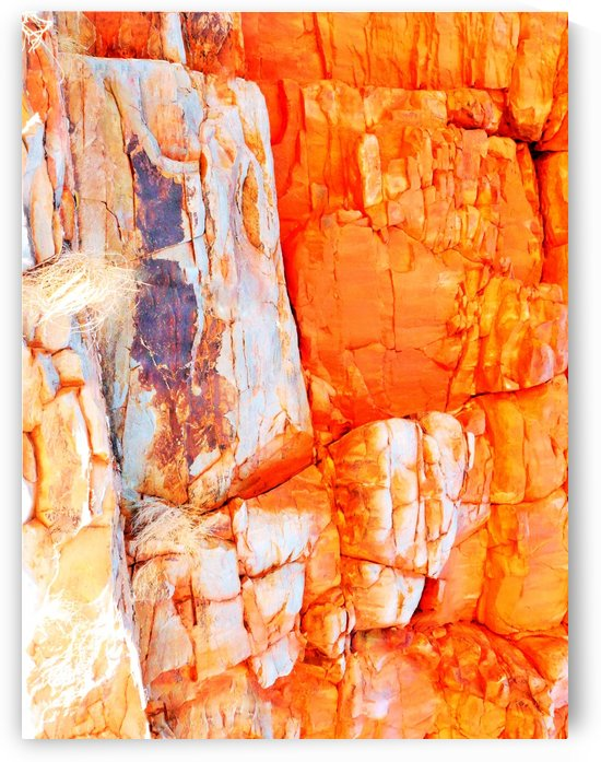 Australia Rocks - Abstracts 1 by Lexa Harpell