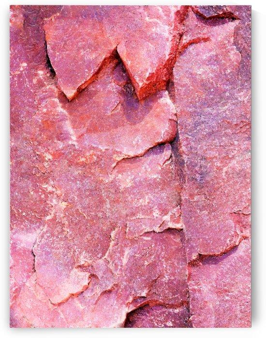 Australia Rocks - Abstract 3 by Lexa Harpell
