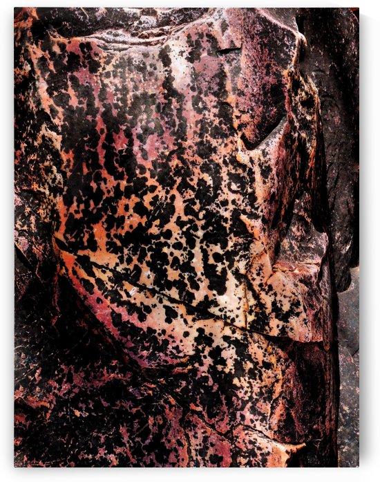 Australia Rocks - Abstract 4 by Lexa Harpell