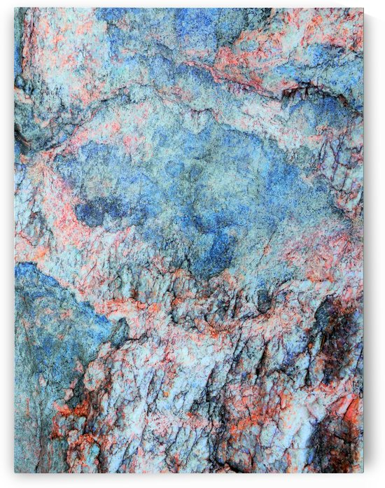 Australia Rocks - Abstract 5 by Lexa Harpell
