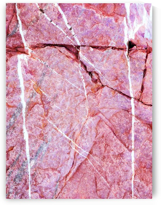 Australia Rocks - Abstract 7 by Lexa Harpell
