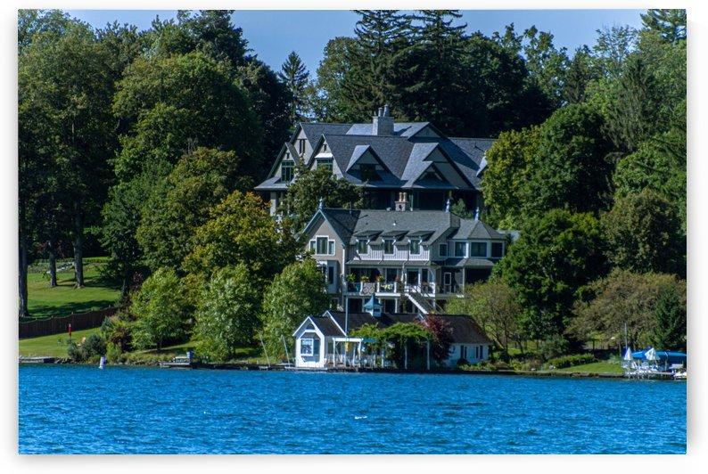 Skaneateles Lake 3 by William Norton Photography