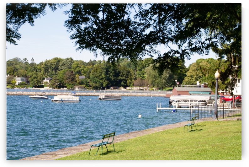 Skaneateles Lake 7 by William Norton Photography