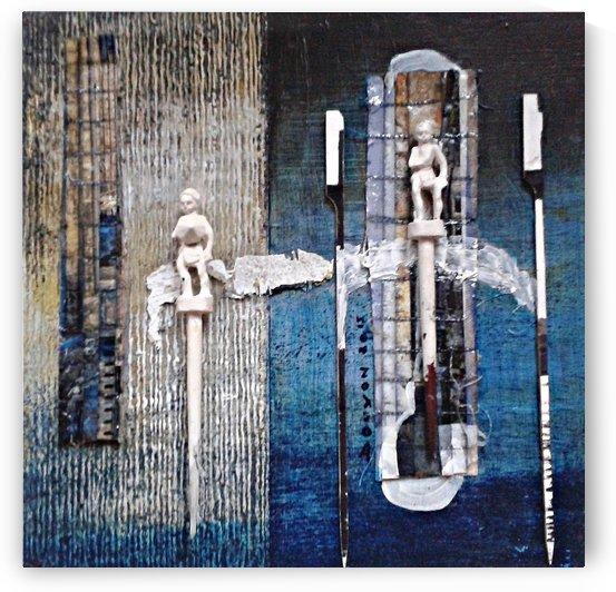 mozaik 1 by Marie-Denise Douyon