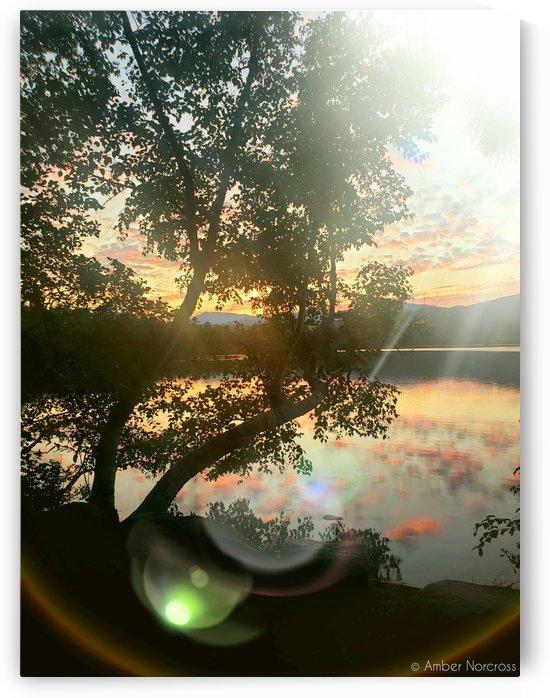 Stunning sunset by Amber Norcross