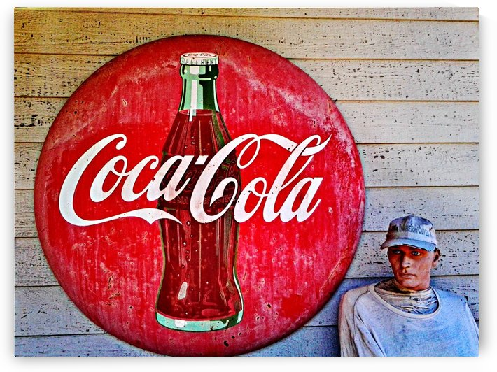 Coke Dude  by Efrain Montanez
