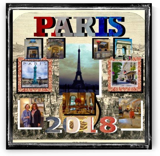 Paris 2018 by Nancy Calvert
