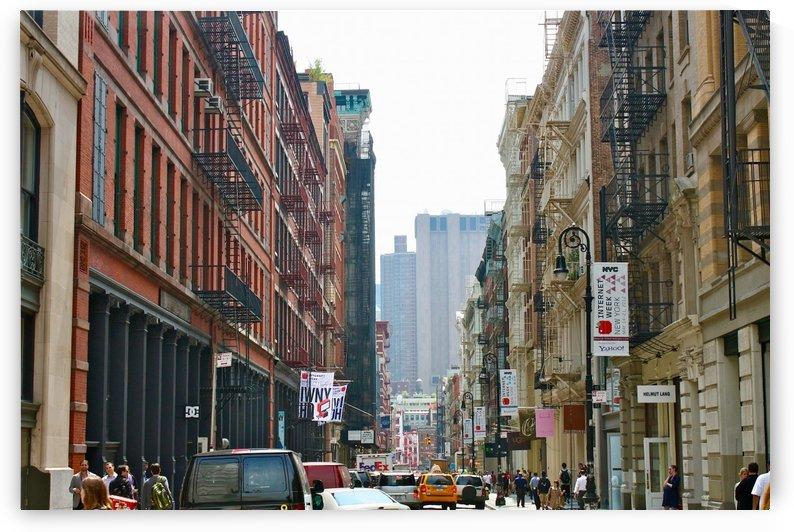 SOHO NYC by Tony Forcucci