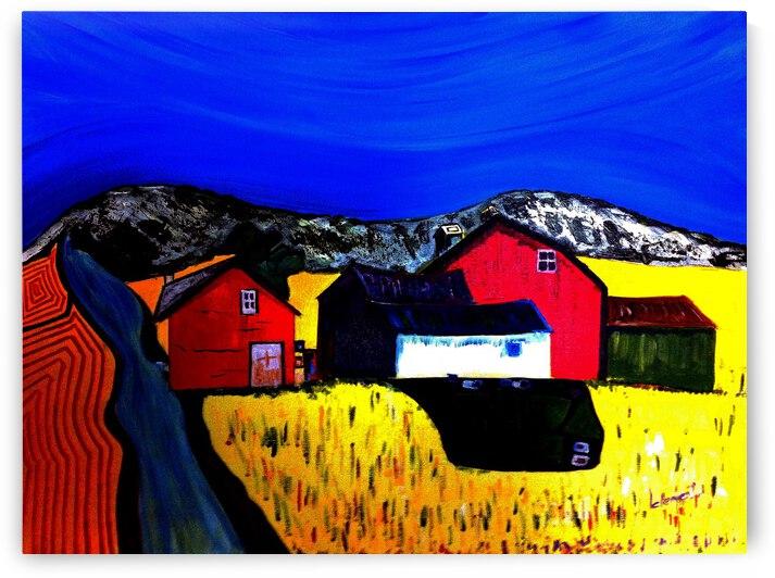 AS - Farm Land by Clement Tsang