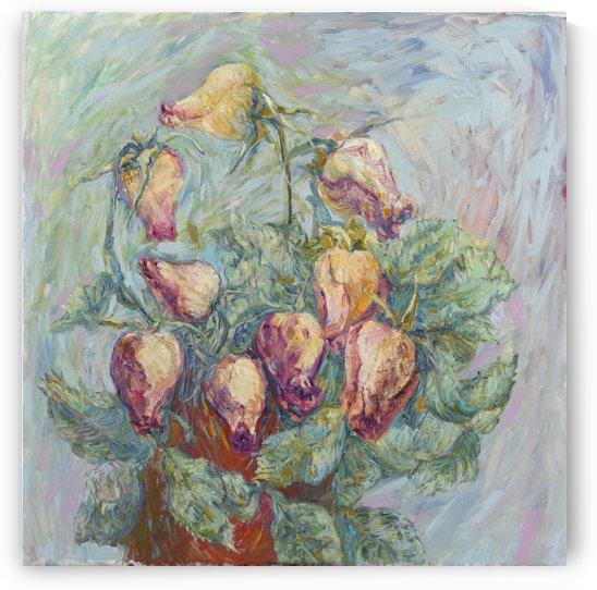 Serce Rose by Inoka LaVallee
