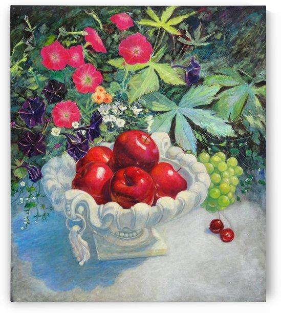 Apples by Inoka LaVallee