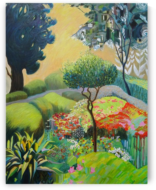 Magic Garden by Inoka LaVallee