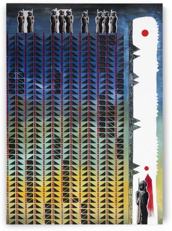 Mozaik 3 by Marie-Denise Douyon