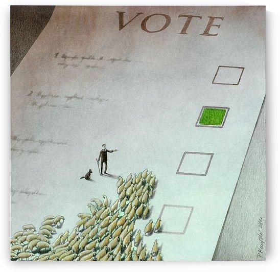 Vote by Pawel Kuczynski