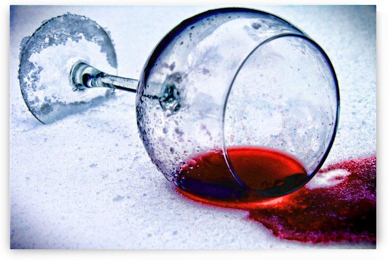 Wine Art 3 by Richard Krol