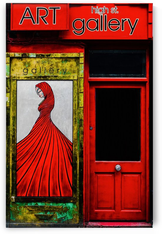 Galway Ireland - Art Gallery by Lexa Harpell