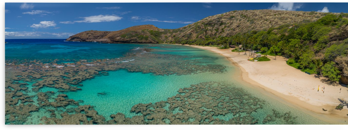 Hanauma Bay by Dave Tonnes