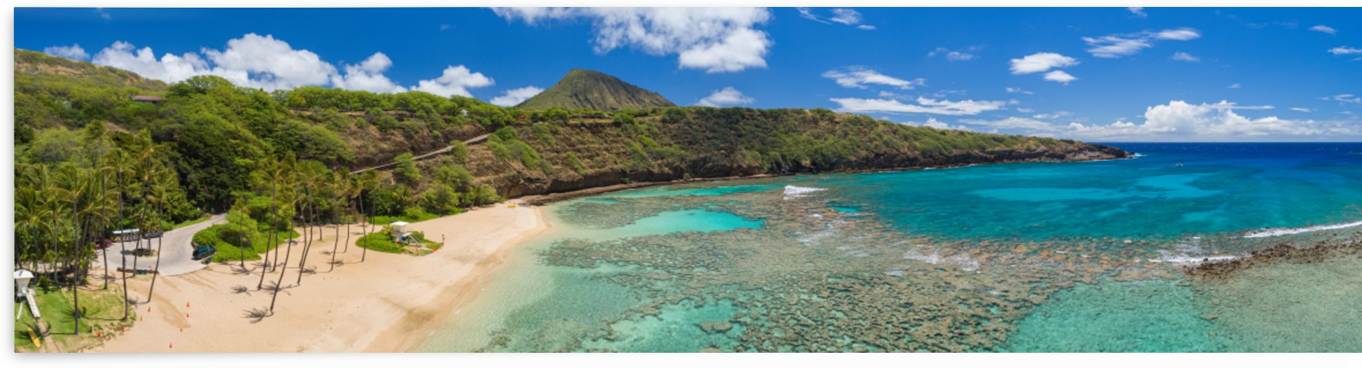 Hanauma Bay 2 by Dave Tonnes
