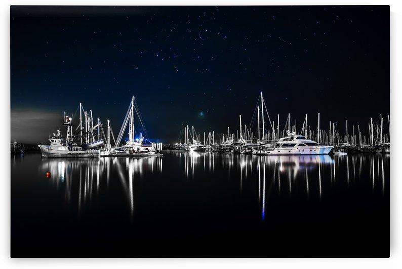 Midnight Stillness by Jongas Photo