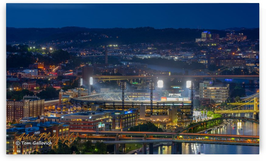 PNC Park by Artistic Photography