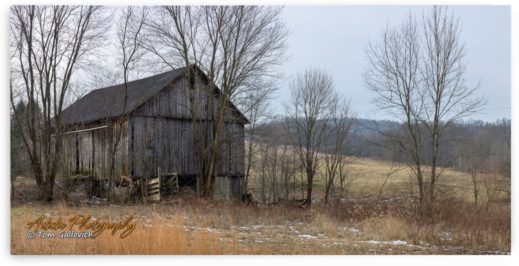 Classic Barn by Artistic Photography