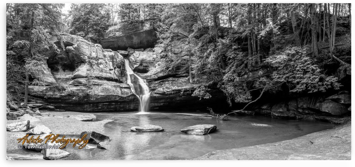 Cedar Falls by Artistic Photography