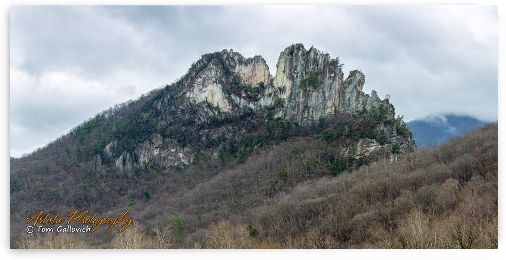 Seneca Rock by Artistic Photography